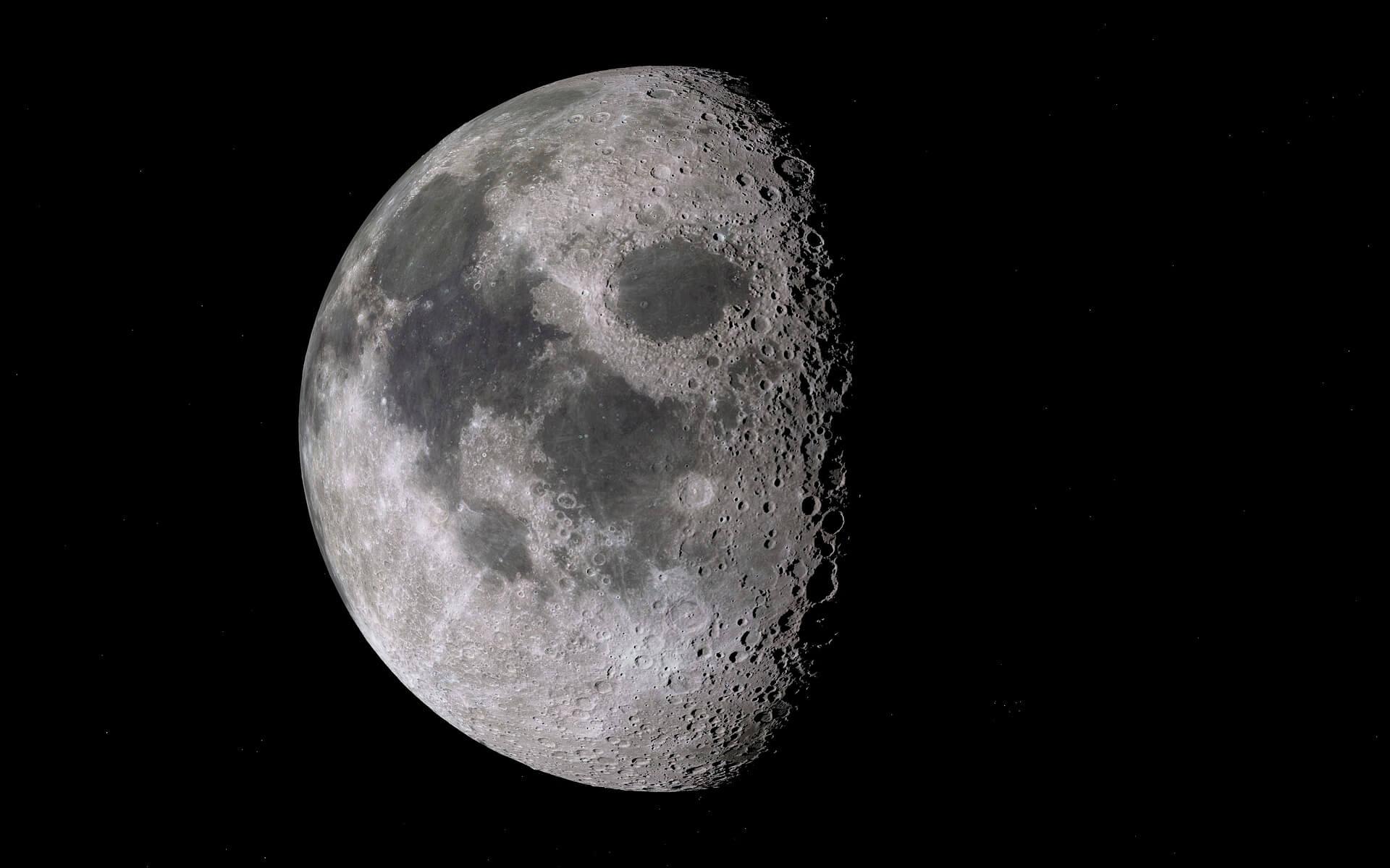 Vízjeget észleltek a Hold felszínén