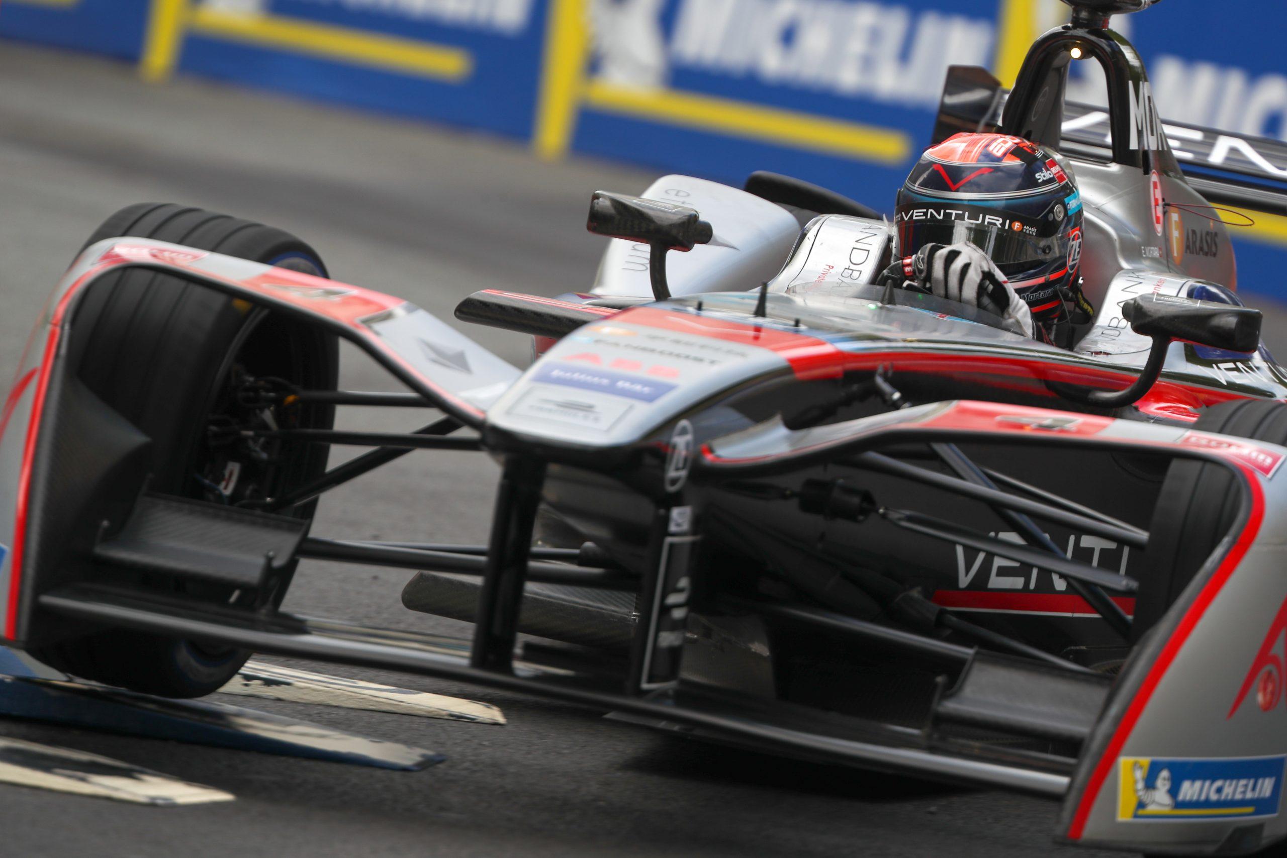 Edoardo Mortara lesz Felipe Massa csapattársa a Venturinál