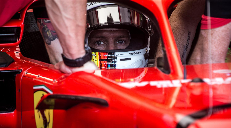 Zanardi és az olasz sajtó szerint is elúsztak Vettel bajnoki esélyei