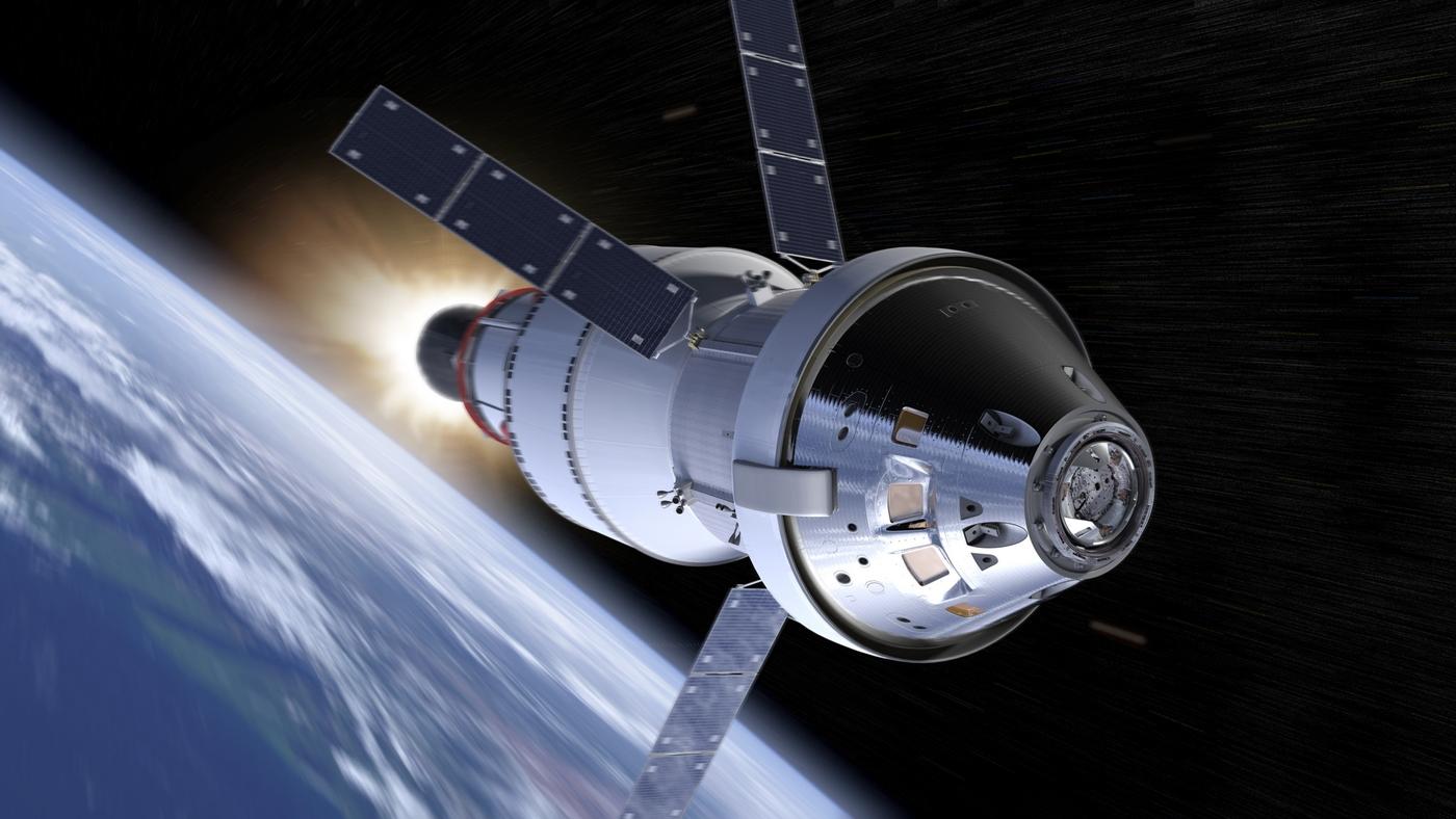 Elkészült az Orion űrhajó kiszolgáló modulja