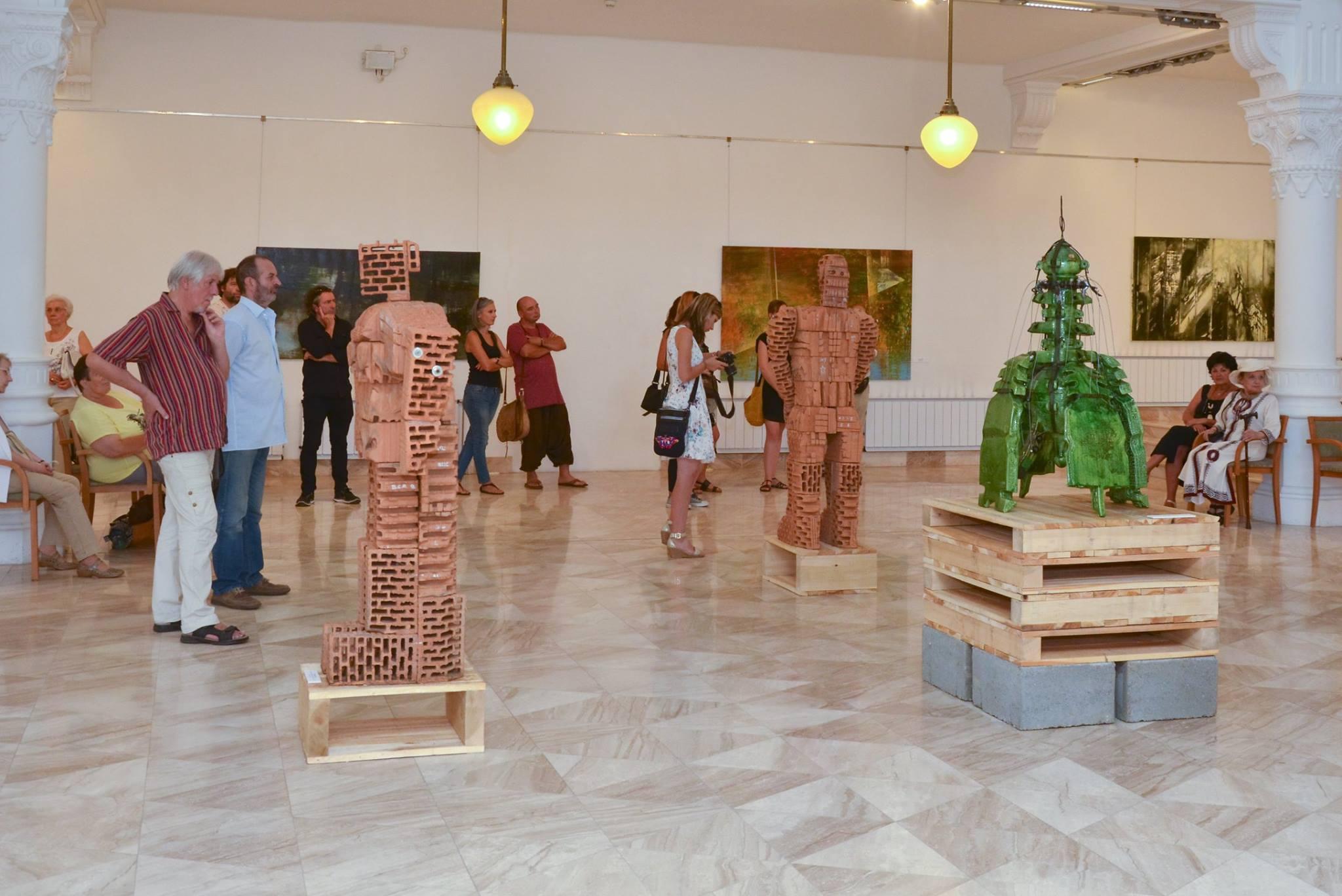 Békéscsabai örökségből nyílt kiállítás Szolnokon