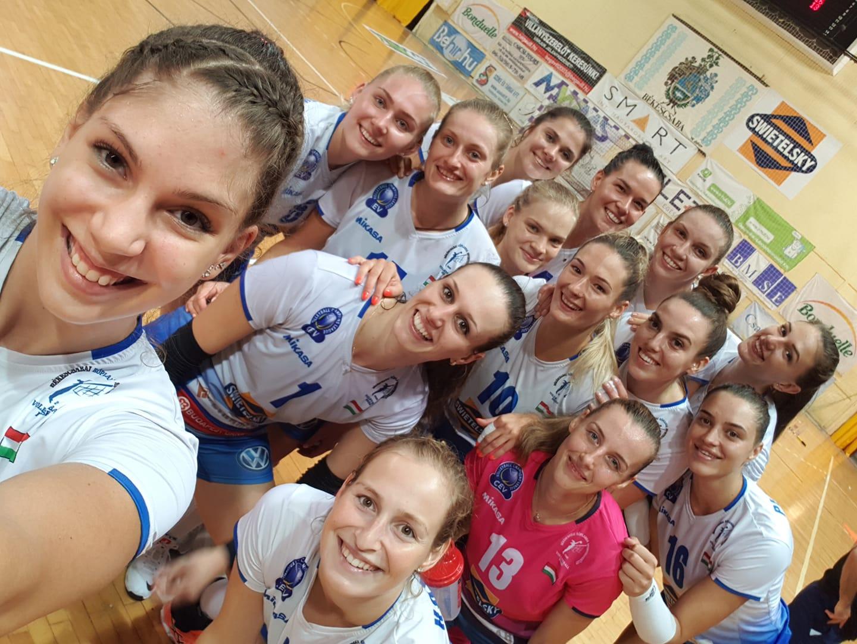 Röplabda Közép-európai Liga – Csak két magyar csapat indul az új idényben