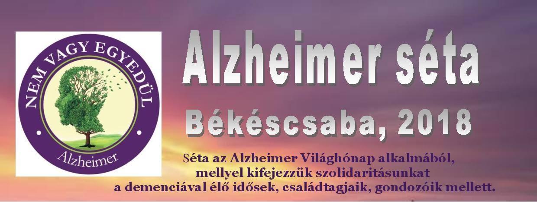 2018. szeptember 28. – Alzheimer séta