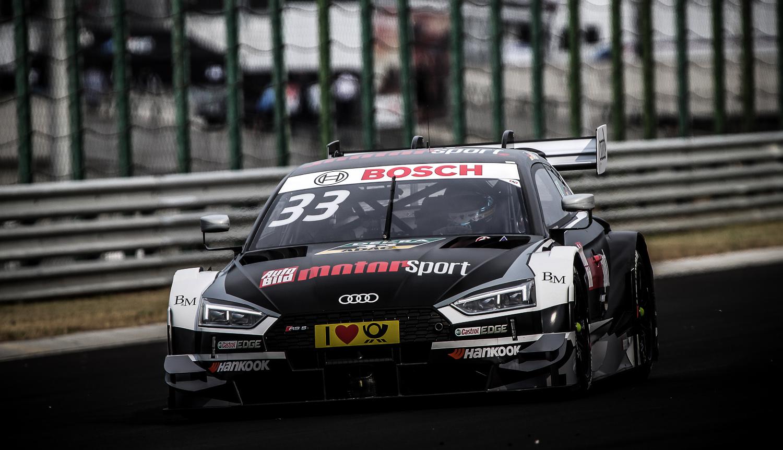 DTM: Az Audi marad jövőre, de a további folytatást feltételhez kötik