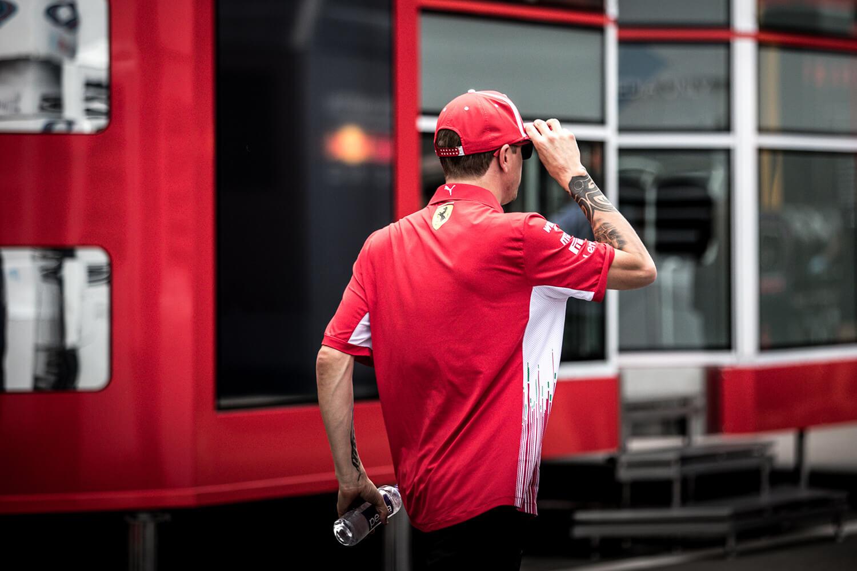 Hivatalos: Räikkönen szezon után távozik a Ferraritól