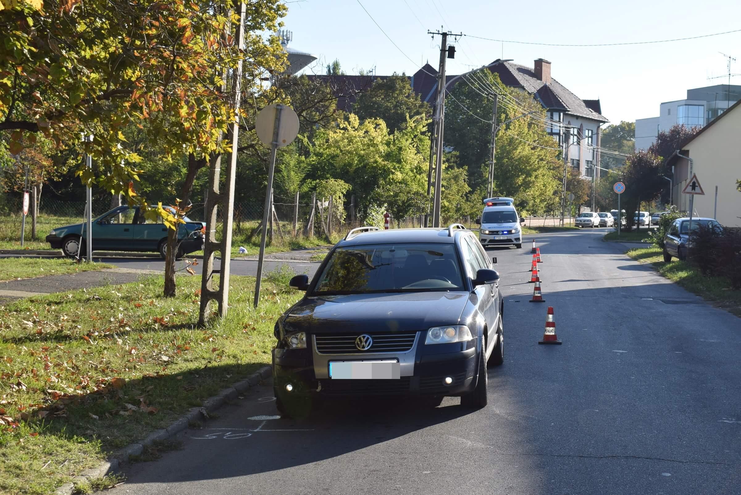 Gyulán, Békéscsabán, Vésztőn és Orosházán is balesetnél helyszíneltek a rendőrök