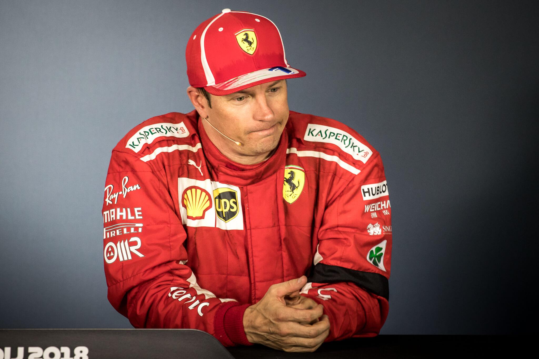 Aláírásgyűjtésbe kezdtek a rajongók Räikkönen maradásáért