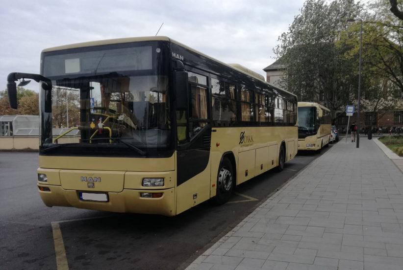 busz, buszról