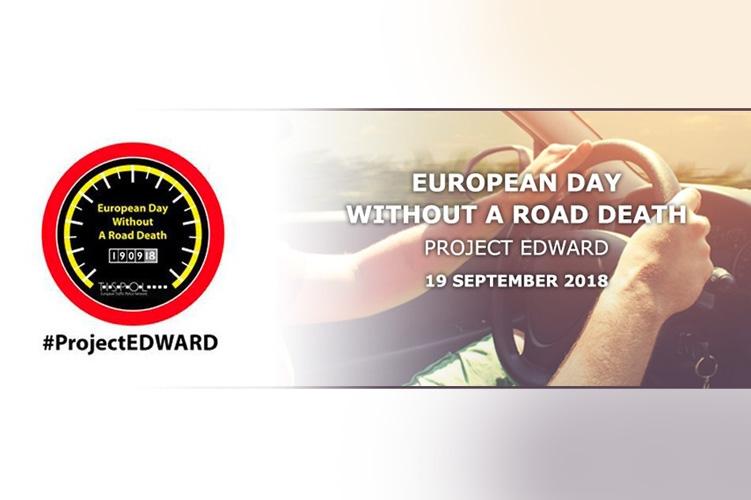 Európai nap halálos közlekedési baleset nélkül