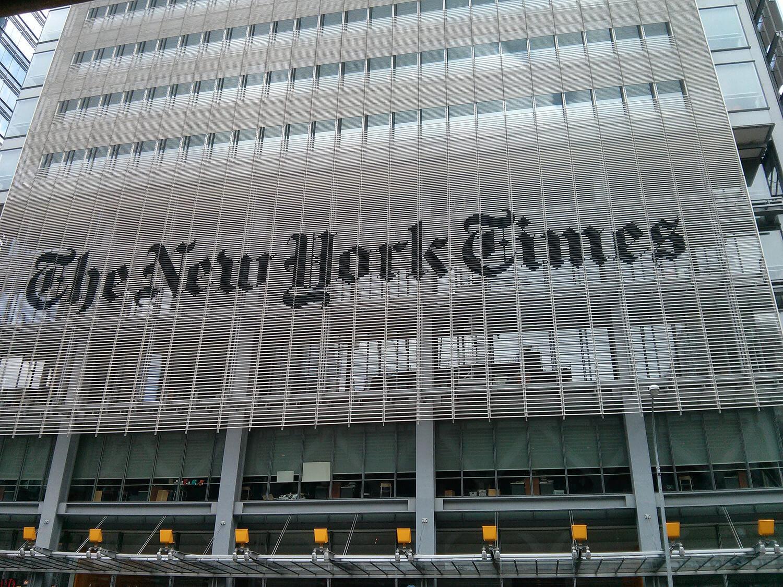 167 éve ezen a napon jelent meg a The New York Times első száma