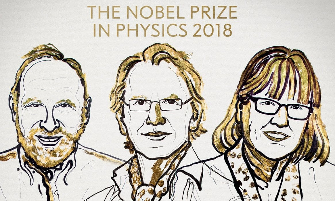 Megvannak a fizikai Nobel-díj kitüntetettjei