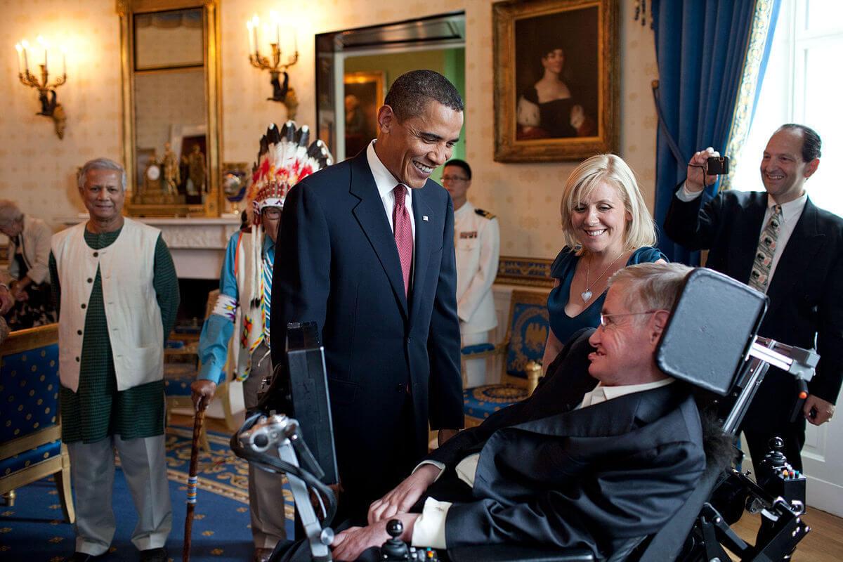 Megjelent Stephen Hawking utolsó tanulmánya