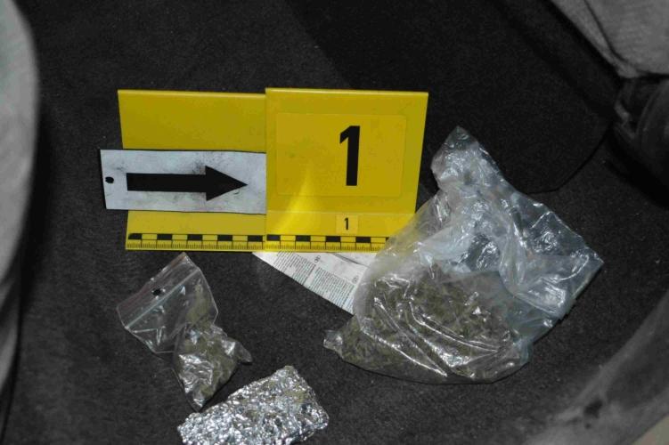 Kábítószert találtak Pusztaföldvár külterületén