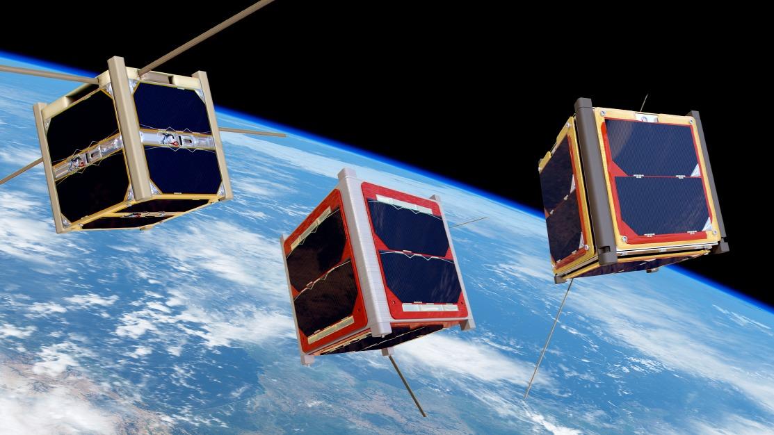 A diákműhold hamarosan útra kész