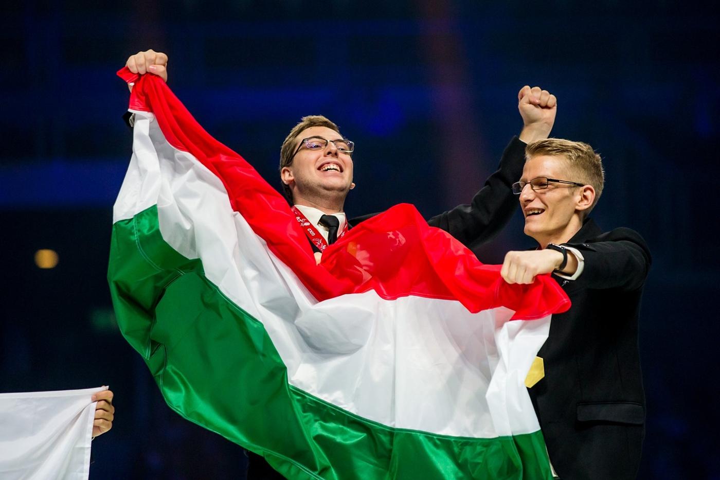 EuroSkills: több magyar érem is született
