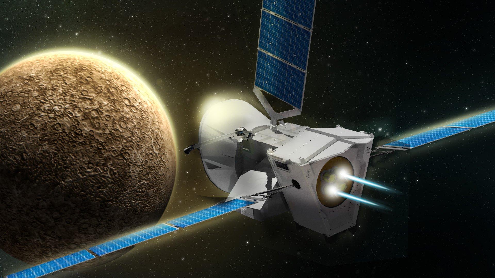 Európai űrszonda indul a Merkúrhoz