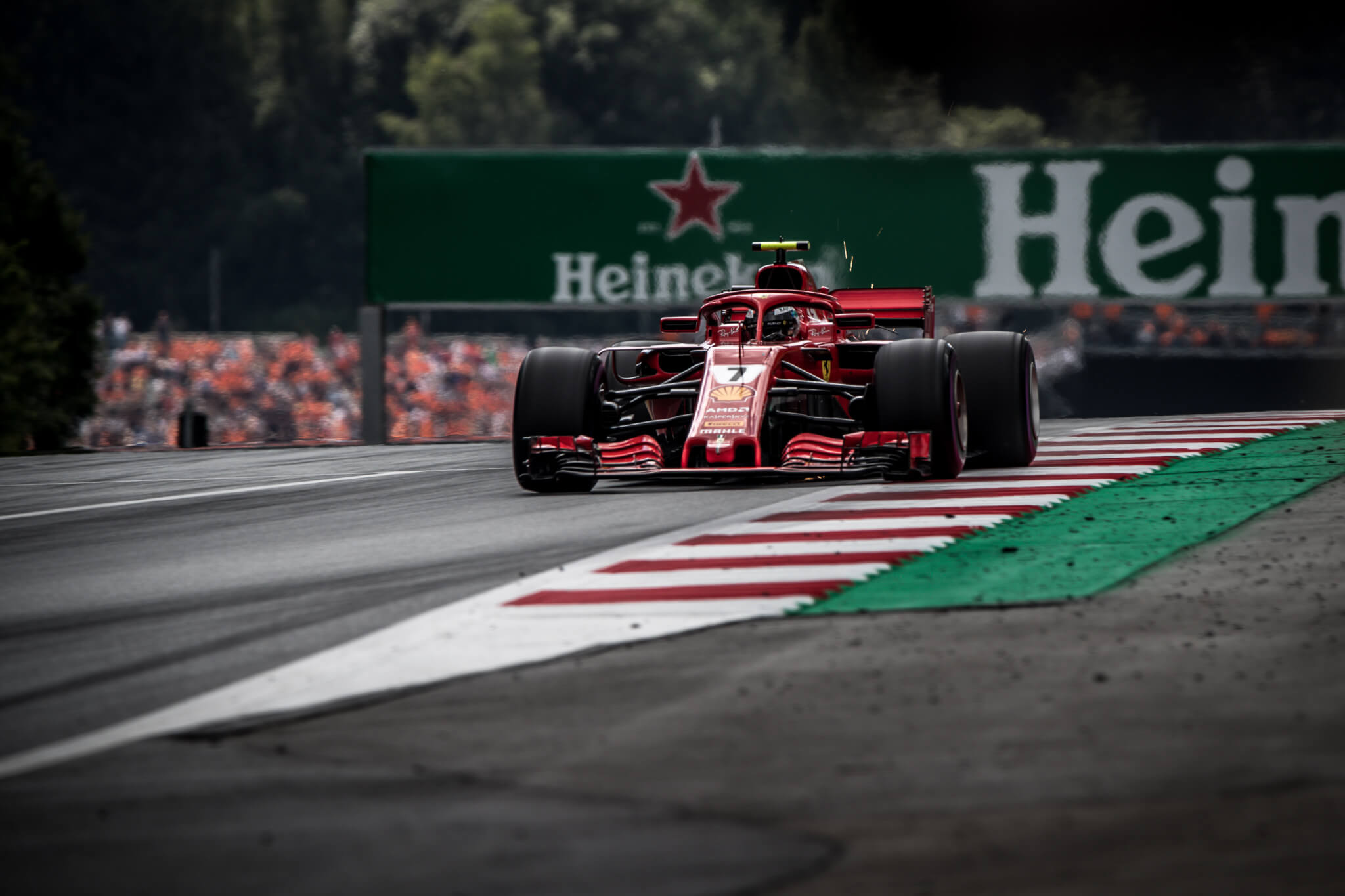 Räikkönen nyert, Hamilton még nem világbajnok