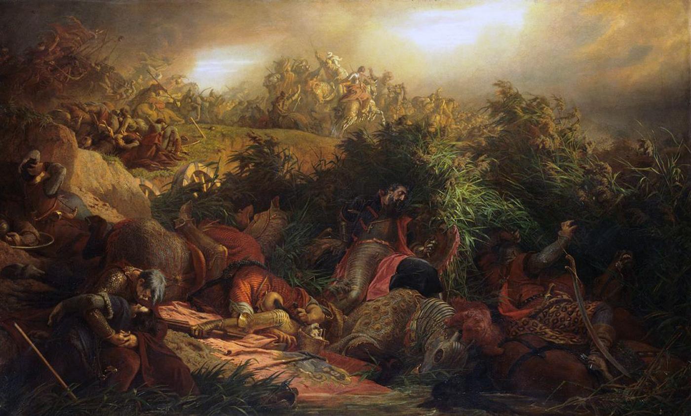 A mohácsi csata által érintett település maradványait találták meg