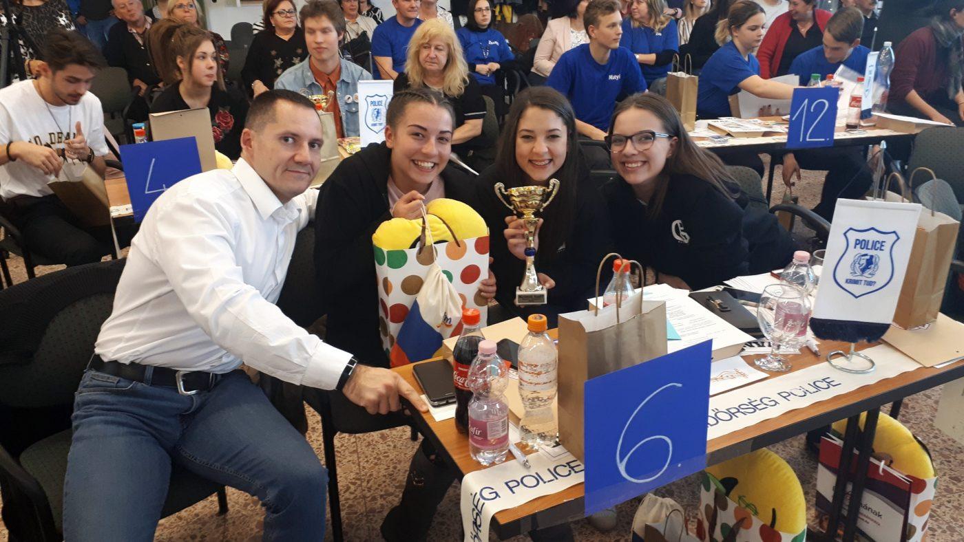Krimit tud: megyei siker az országos döntőn
