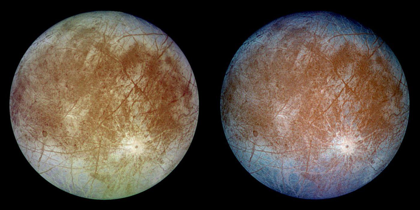 Elkészítették a Jupiter Európa holdjának hőtérképét