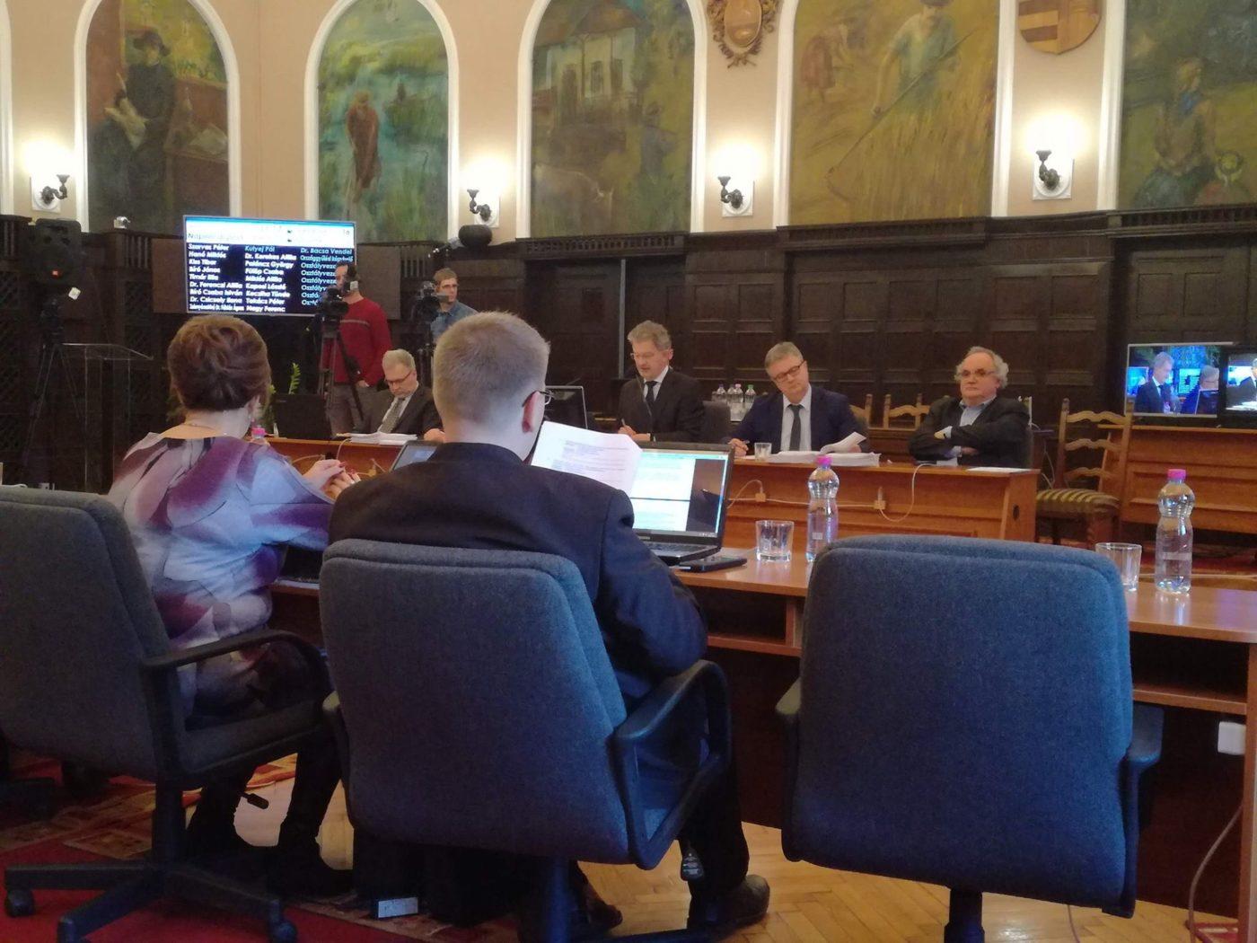 A frakciók is értékelték a békéscsabai közgyűlést