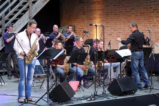 30 éves jubileumot ünnepel a Gyulai Big-Band
