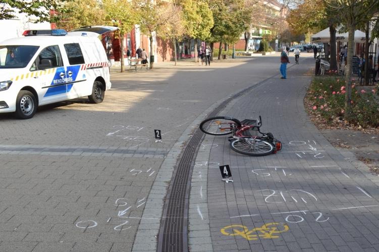 Közúti közlekedési baleset Szeghalmon és Gyulán