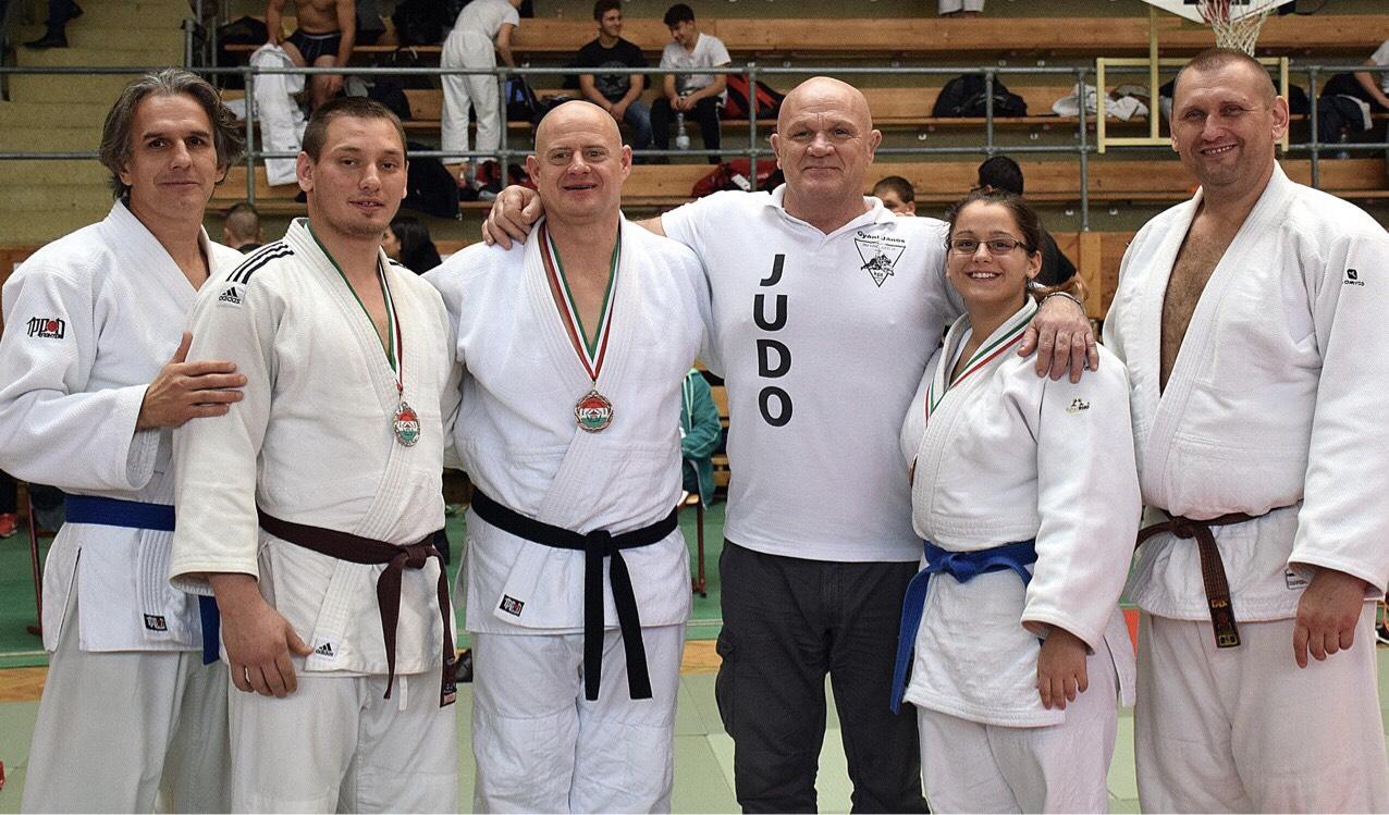 Érmekkel tértek haza a BM Kano Judo SE versenyzői