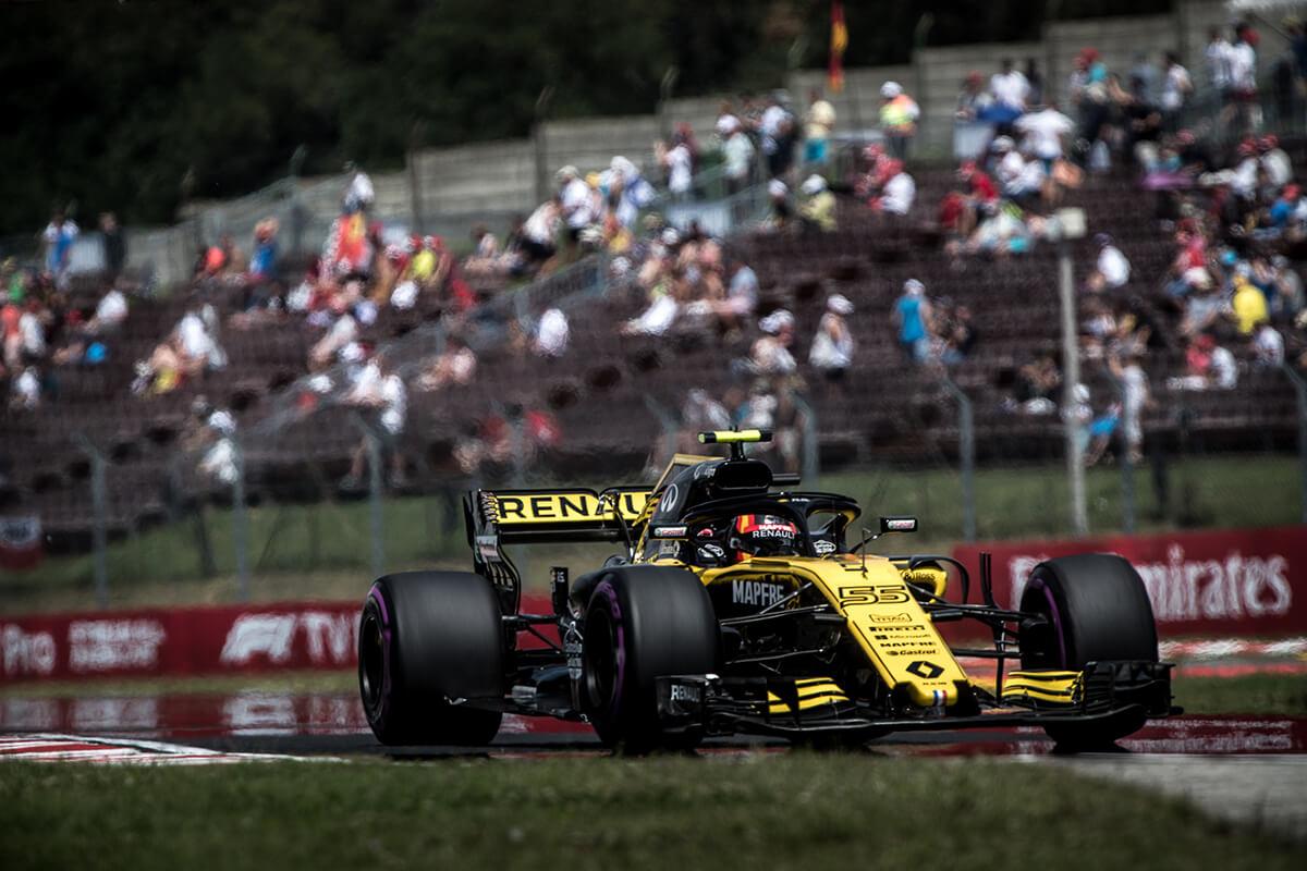 Sainz: Schumacher neve nem garancia a sikerre