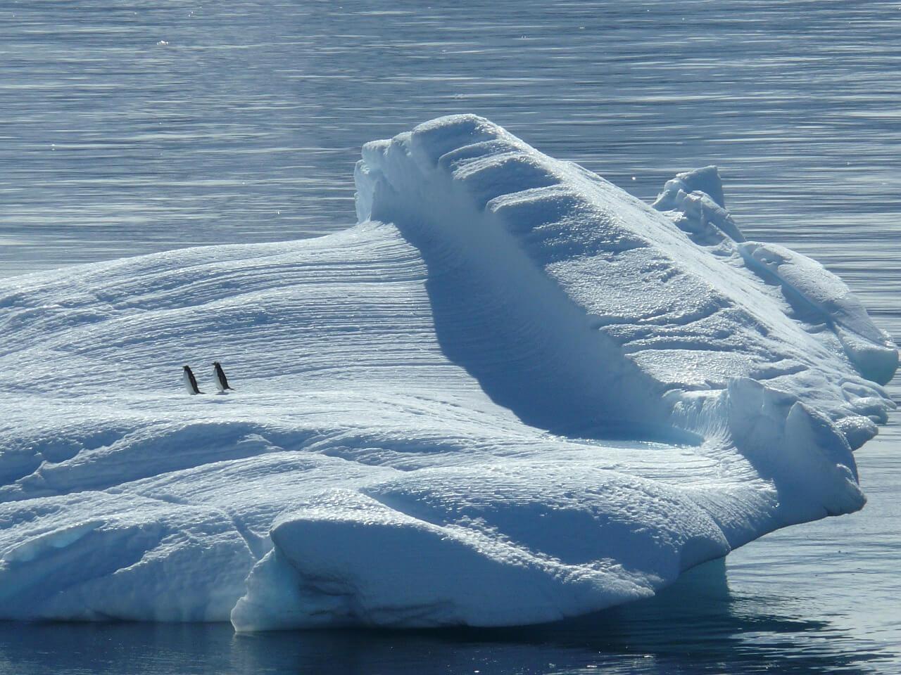 Hatalmas jéghegy szakadt le az Antarktiszról