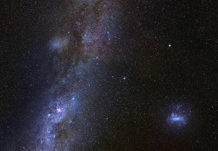 Szellemgalaxis bukkant fel a Tejútrendszer peremén