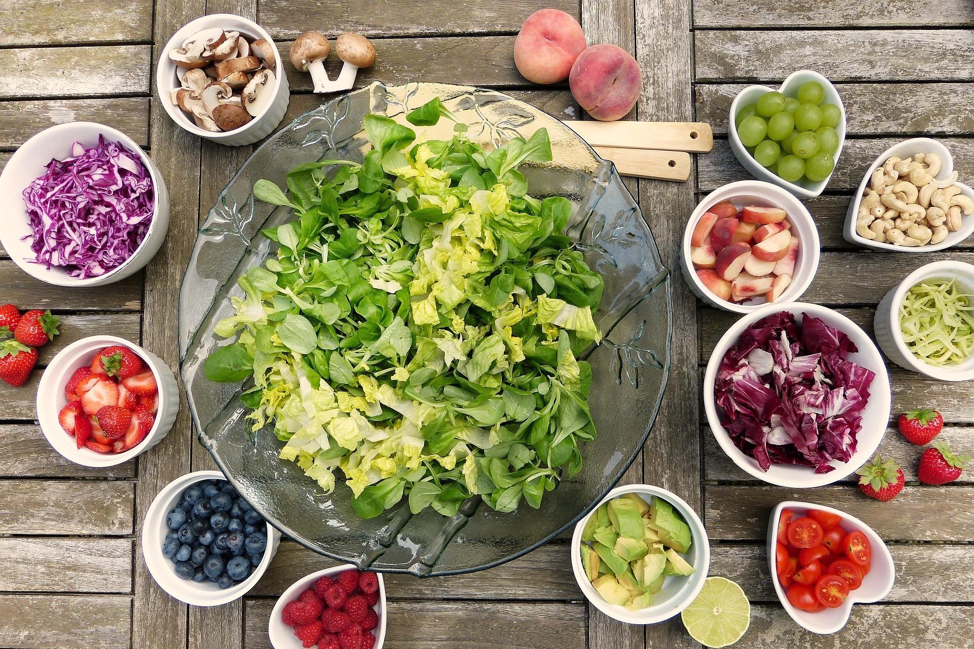 Nem termesztenek elegendő zöldséget és gyümölcsöt