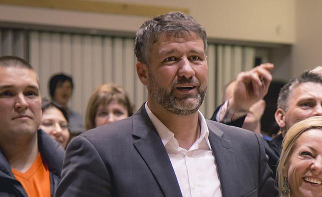 Galló lemond, ha Simonkát újraválasztják megyei FIDESZ elnöknek