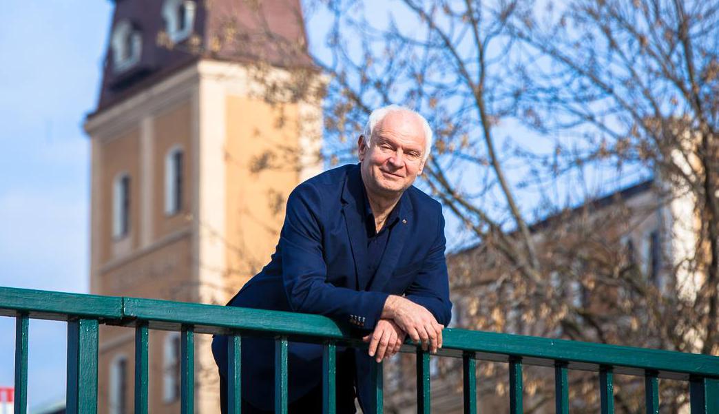 Herczeg Tamást választották a Fidesz Békés megyei elnökévé