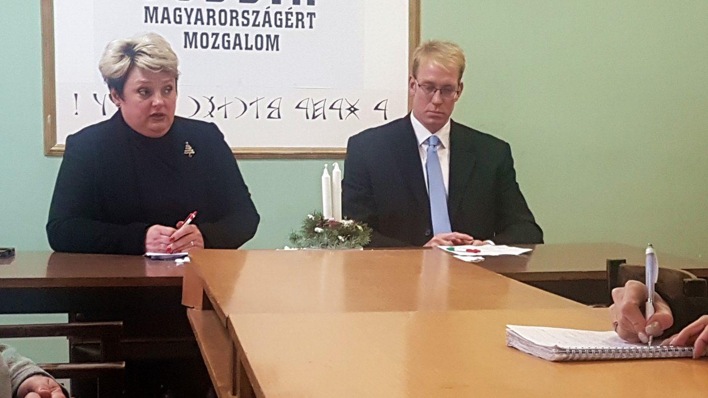 Kocziha Tünde is értékelte a közgyűlést