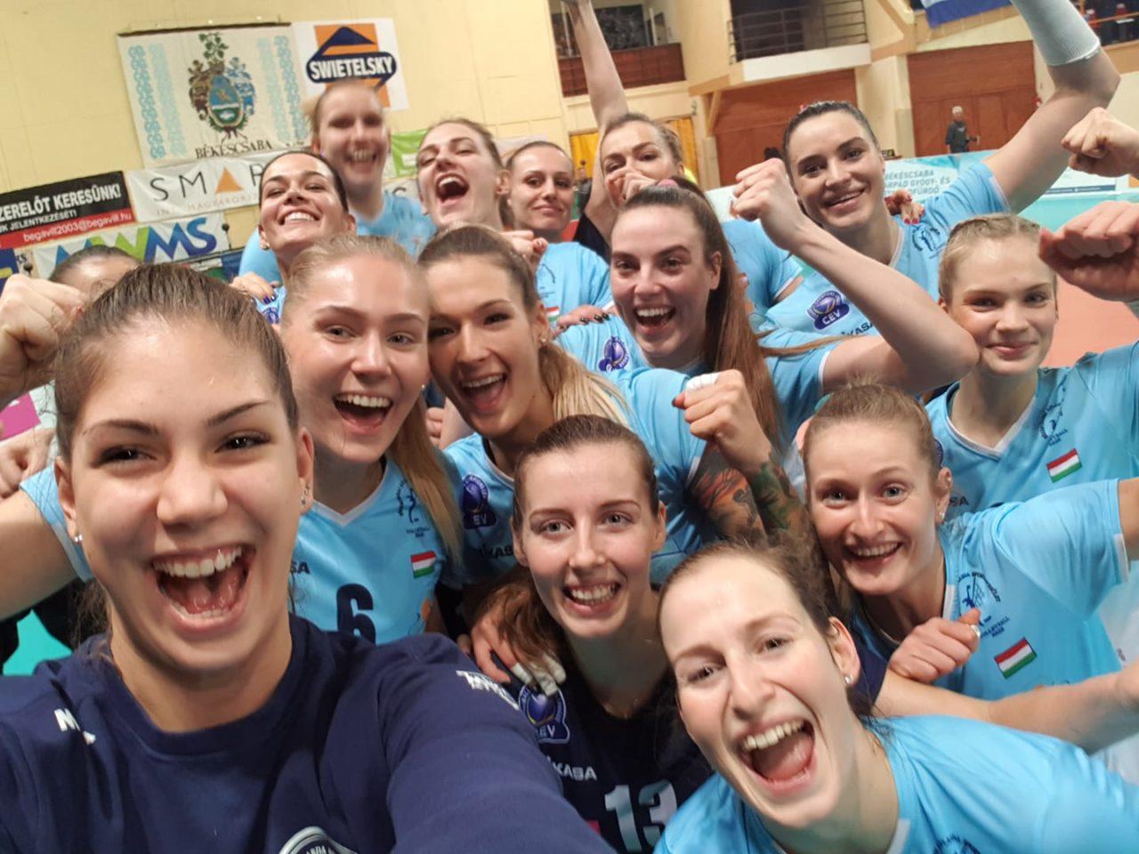 Magyar Kupa: a BRSE jutott elsőként a döntőbe