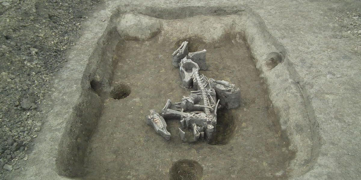 Régészeti eredményeket mutat be az új évkönyv