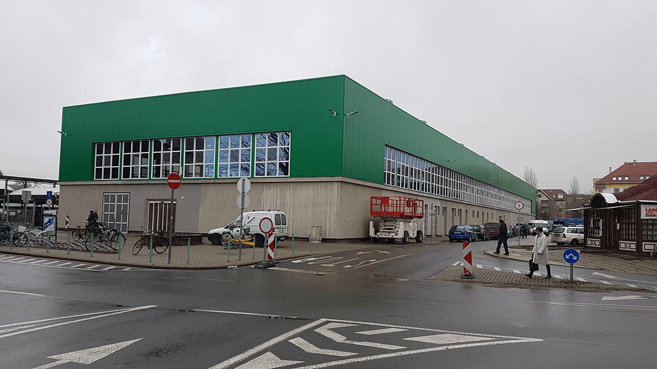 Szabad a vásár! Befejeződött a békéscsabai vásárcsarnok belső felújítása
