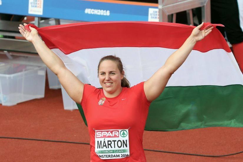 Márton Anita megszerezte 34. bajnoki aranyérmét!