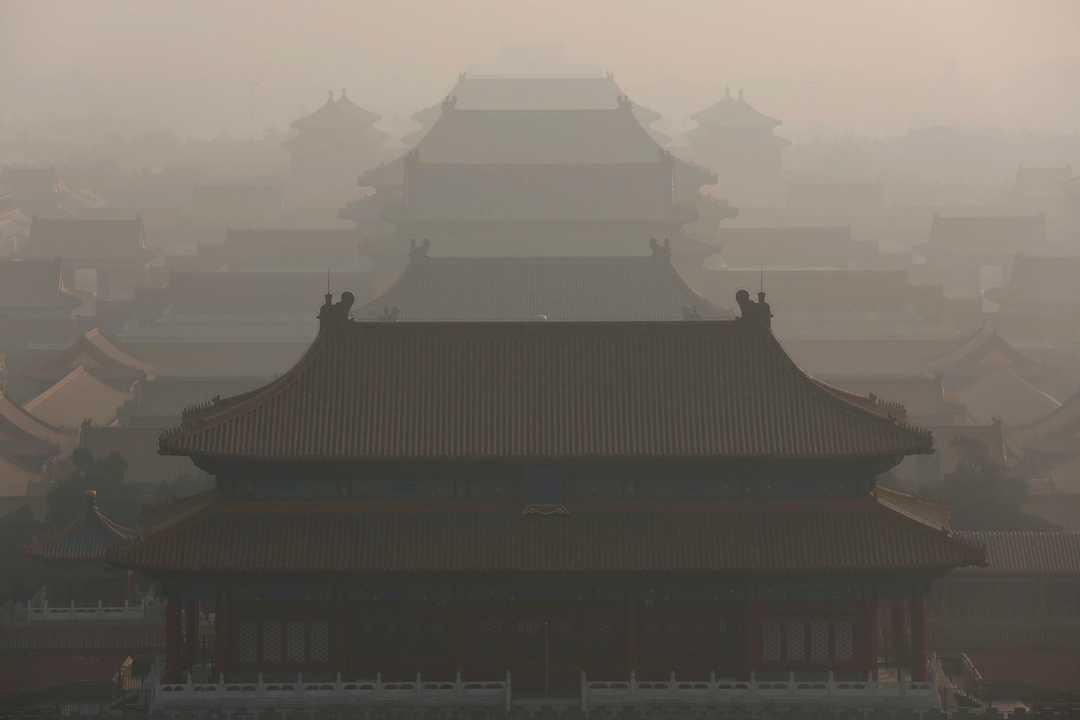 Ózonszennyezést okozott a légszennyezés elleni harc Kínában