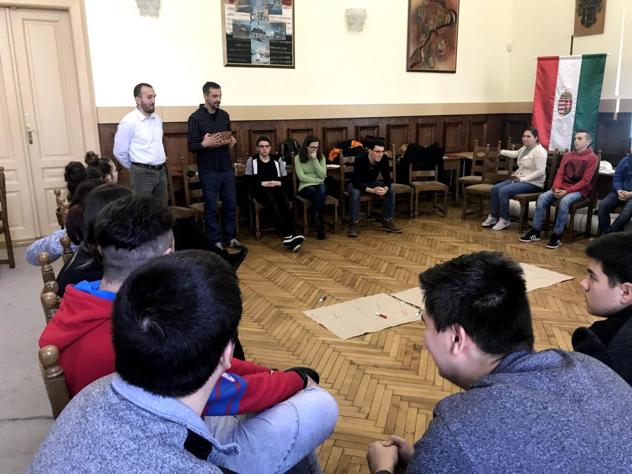 Diákönkormányzat létrehozásán dolgoznak Békésen