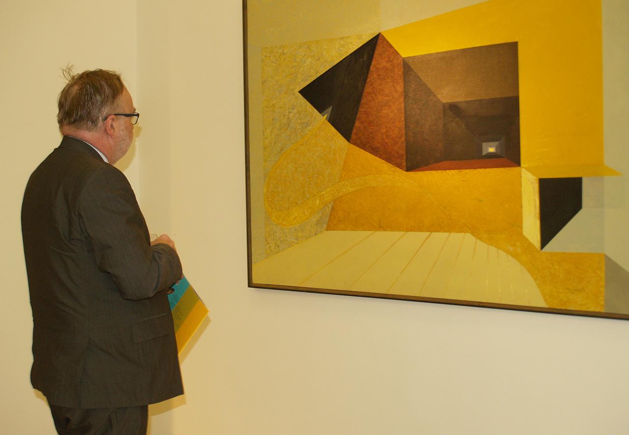 Nagyszabású kiállítás nyílt a Munkácsy Mihály Múzeumban