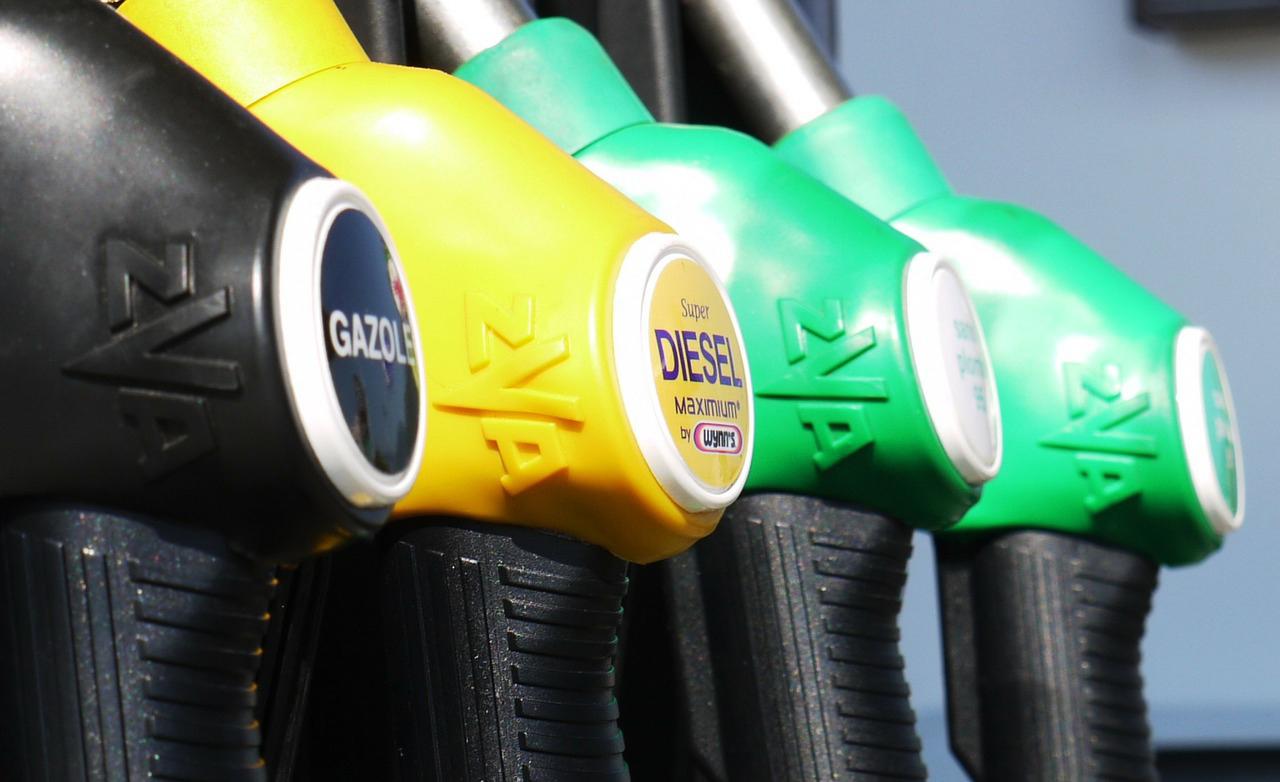 Csökken a gázolaj ára szerdán