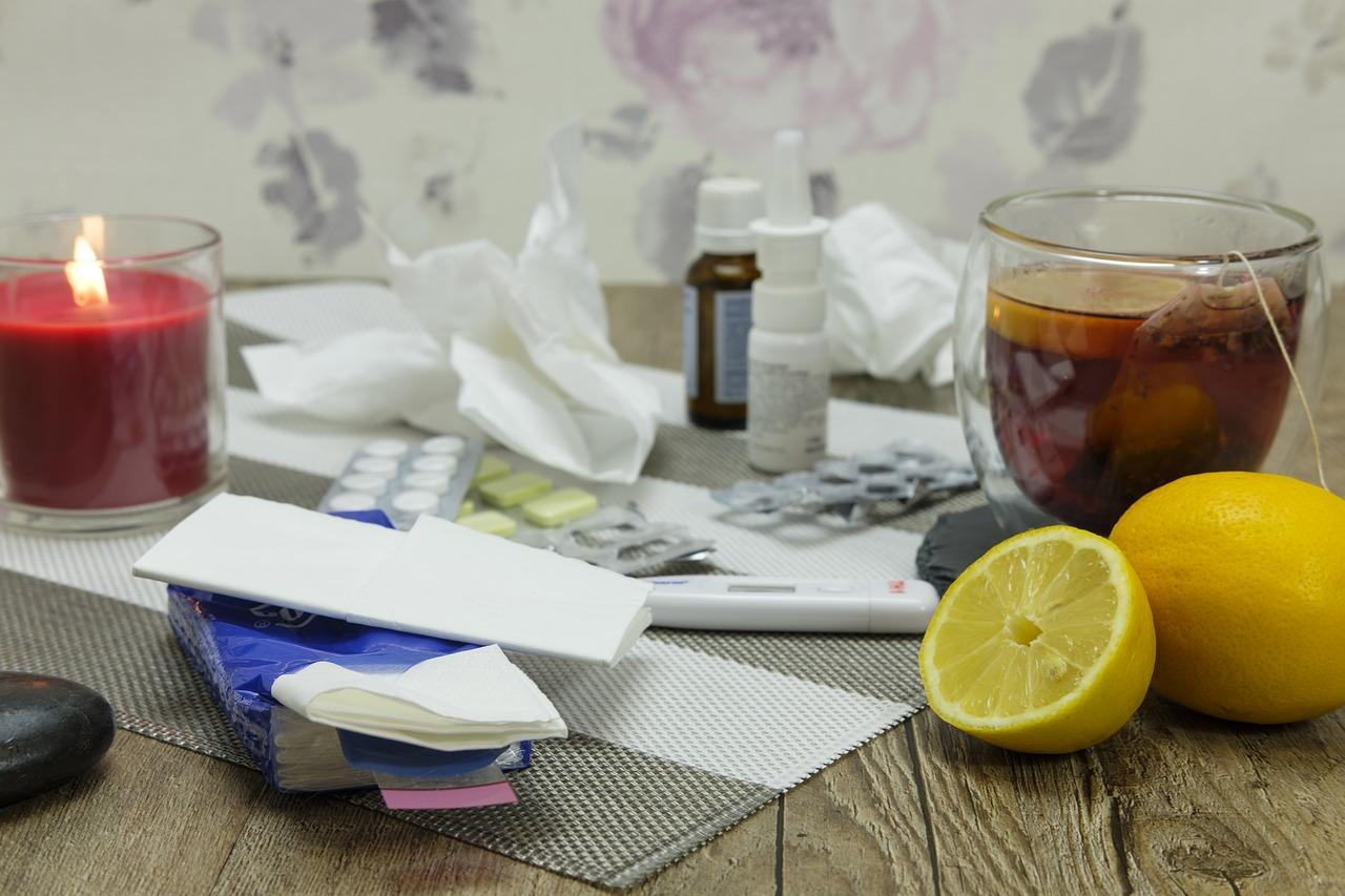 Megkezdődött az influenza járvány!