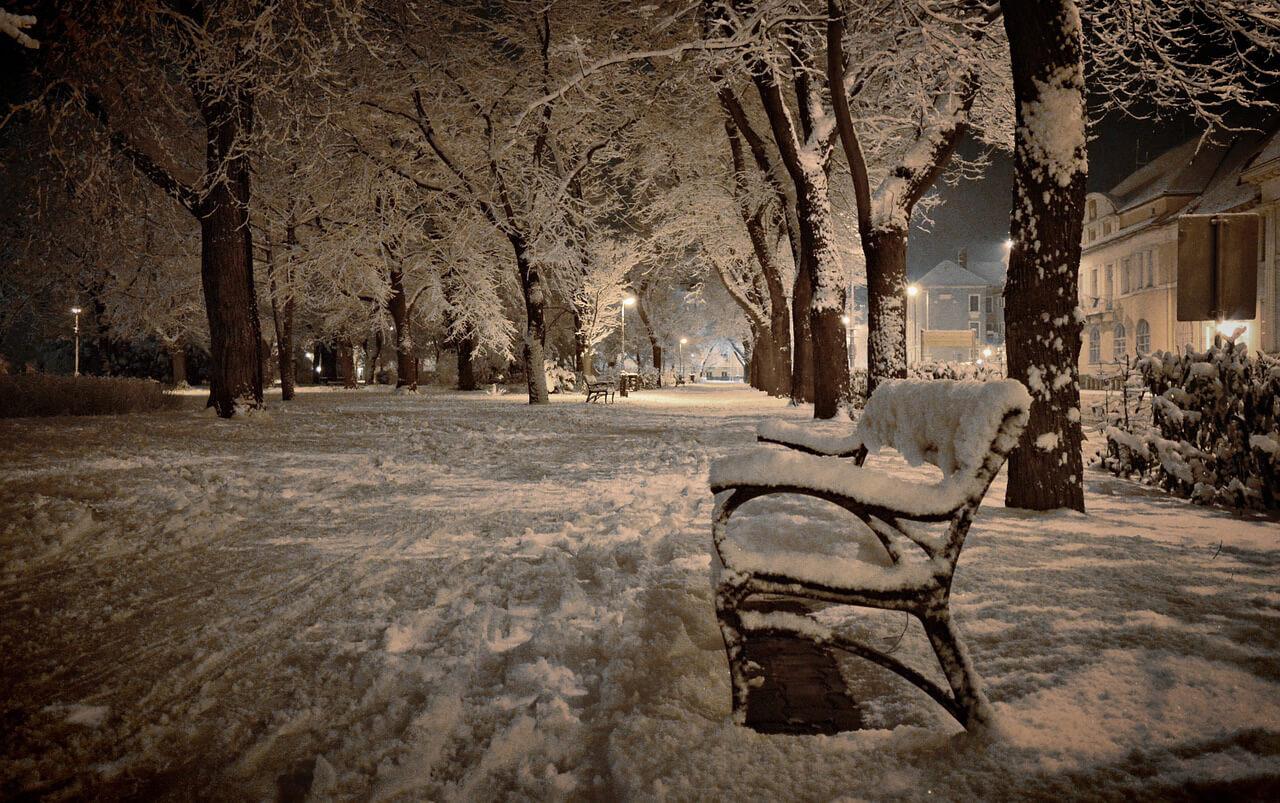 Holnap estétől ismét többfelé havazhat