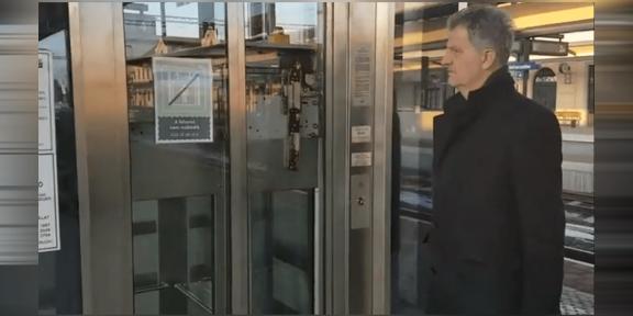 Szarvas Péter, lift