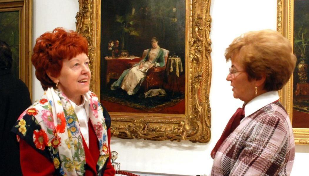Ismét Munkácsy-kiállítás a Szolnoki Galériában