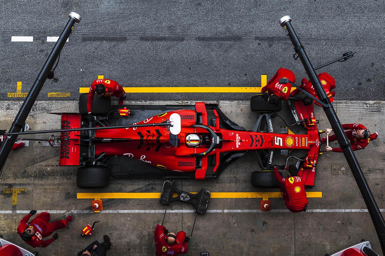 A Ferrari nem engedte előzni Leclercet, de már meg is magyarázták, miért