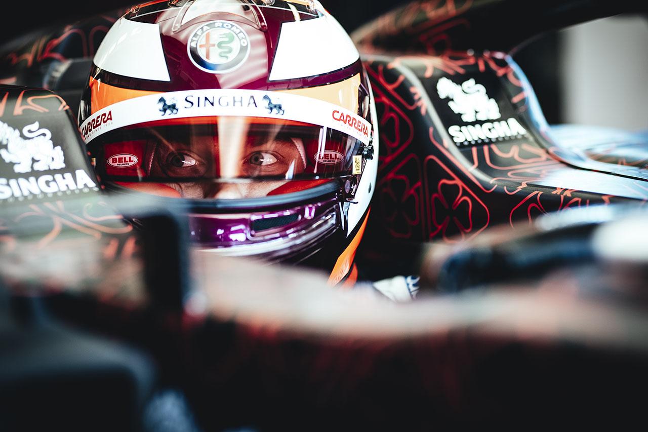 Räikkönen sokkal nyugodtabban érzi magát az Alfa Romeo Racingnél