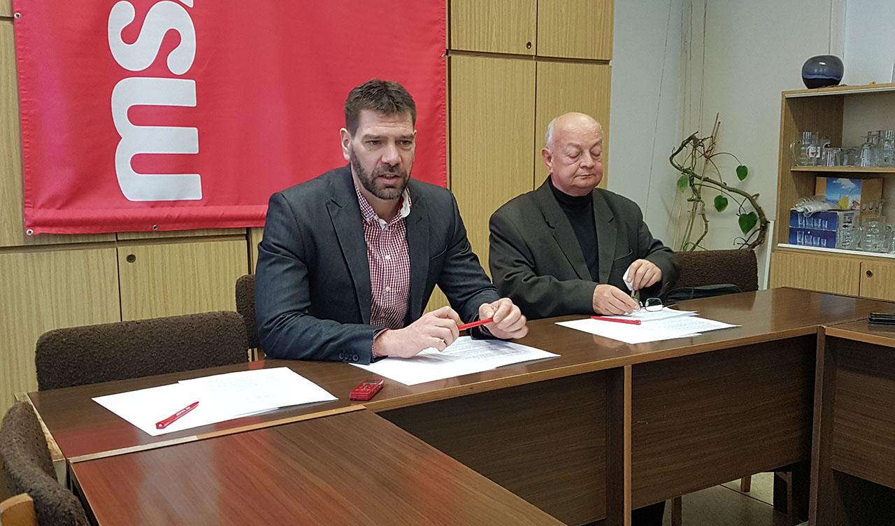 Alternatív megyegyűlés összehívását kezdeményezi az MSZP